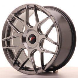 JR Wheels JR18 18×8,5 ET25-45 BLANK Hyper Black