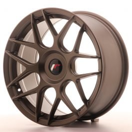 JR Wheels JR18 18×8,5 ET35-45 BLANK Matt Bronze