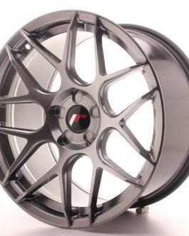 JR Wheels JR18 18×9,5 ET30-40 5H BLANK Hyper Black