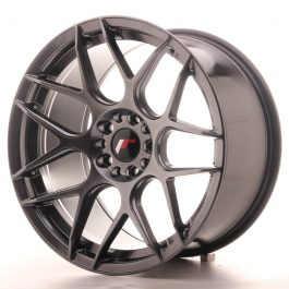 JR Wheels JR18 18×9,5 ET40 5×112/114 Hyper Black