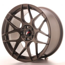 JR Wheels JR18 18×9,5 ET40 5×112/114 Matt Bronze
