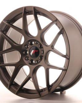 JR Wheels JR18 18×9,5 ET40 5×112/114 Matt Bronze