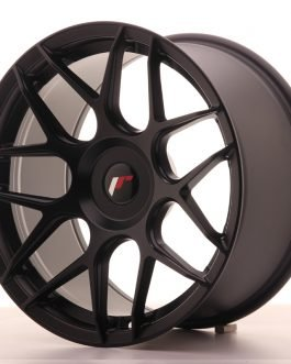JR Wheels JR18 18×9,5 ET20-40 BLANK Matt Black