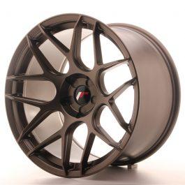 JR Wheels JR18 19×11 ET15-30 5H BLANK Matt Bronze