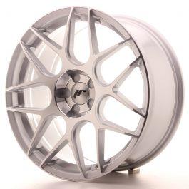 JR Wheels JR18 19×8,5 ET20-42 5H BLANK Silver Machined Face