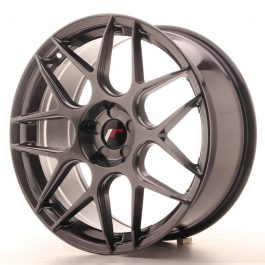 JR Wheels JR18 19×8,5 ET25-42 5H BLANK Hyper Black