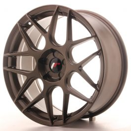JR Wheels JR18 19×8,5 ET35-42 5H BLANK Matt Bronze