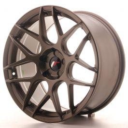 JR Wheels JR18 19×9,5 ET22-35 5H BLANK Matt Bronze