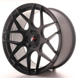 JR Wheels JR18 20×10 ET20-45 5H BLANK Matt Black