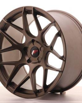 JR Wheels JR18 20×11 ET20-32 5H BLANK Matt Bronze