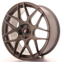 JR Wheels JR18 20×8,5 ET20-40 5H BLANK Matt Bronze
