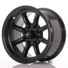 JR Wheels JR19 14×8 ET-13 4×100/114 Matt Black
