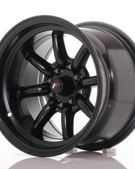 JR Wheels JR19 14×9 ET-25 4×100/114 Matt Black