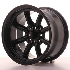 JR Wheels JR19 15×9 ET-13 4×100/114 Matt Black