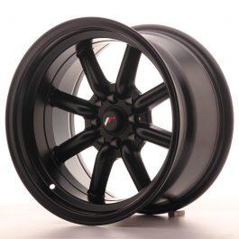 JR Wheels JR19 16×9 ET-15 4×100/114 Matt Black