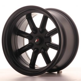 JR Wheels JR19 16×9 ET-25-(-15) BLANK Matt Black
