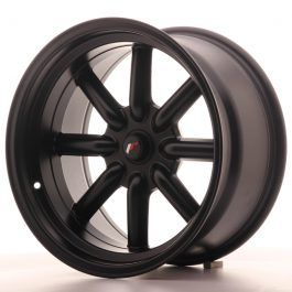 JR Wheels JR19 17×9 ET-25-(-10) BLANK Matt Black