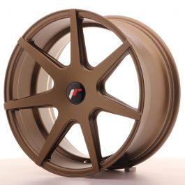 JR Wheels JR20 18×8,5 ET25-40 BLANK Matt Bronze