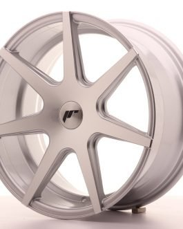 JR Wheels JR20 18×8,5 ET40 BLANK Silver Machined Face