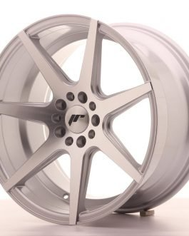 JR Wheels JR20 18×9,5 ET35 5×100/120 Silver Machined Face 4kpl