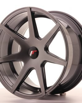 JR Wheels JR20 18×9,5 ET40 BLANK Hyper Black
