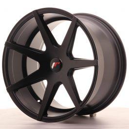 JR Wheels JR20 19×11 ET25-40 5H BLANK Matt Black