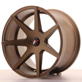 JR Wheels JR20 19×11 ET25-40 5H BLANK Matt Bronze