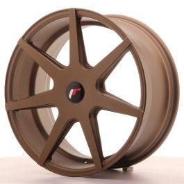 JR Wheels JR20 19×8,5 ET20-40 BLANK Matt Bronze
