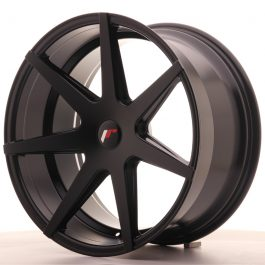 JR Wheels JR20 20×10 ET20-40 5H BLANK Matt Black