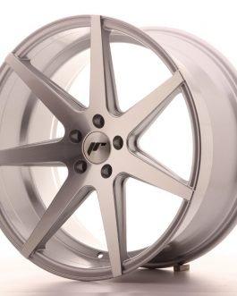 JR Wheels JR20 20×11 ET30 5×112 Silver Machined Face