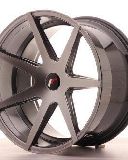 JR Wheels JR20 20×11 ET20-30 5H BLANK Hyper Black