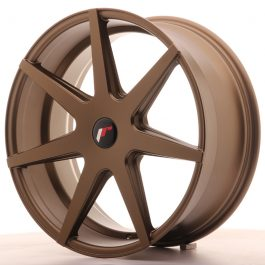 JR Wheels JR20 20×8,5 ET20-40 5H BLANK Matt Bronze
