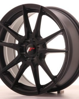 JR Wheels JR21 17×7 ET25 4×100/108 Matt Black