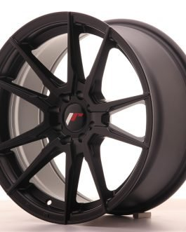 JR Wheels JR21 17×8 ET35 5×108/112 Matt Black
