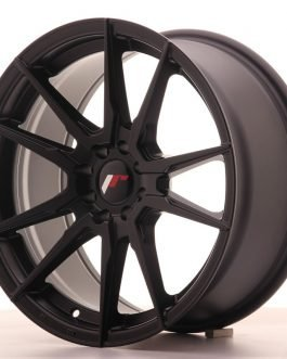 JR Wheels JR21 17×8 ET35 5×110/120 Matt Black