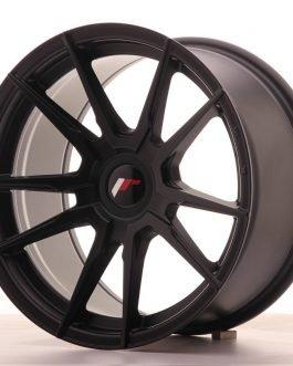 JR Wheels JR21 17×9 ET25-35 BLANK Matt Black