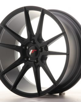 JR Wheels JR21 18×8,5 ET40 5×112 Matt Black