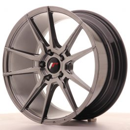 JR Wheels JR21 18×8,5 ET40 5×112 Hyper Black