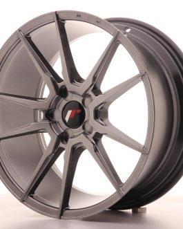 JR Wheels JR21 18×8,5 ET40 5H BLANK Hyper Black