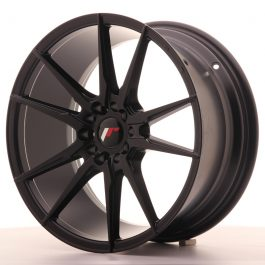 JR Wheels JR21 18×8,5 ET40 5×112/114 Matt Black