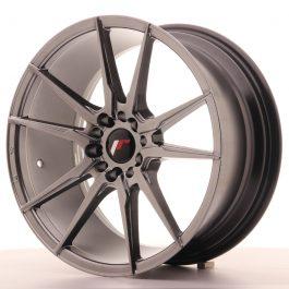 JR Wheels JR21 18×8,5 ET40 5×112/114 Hyper Black