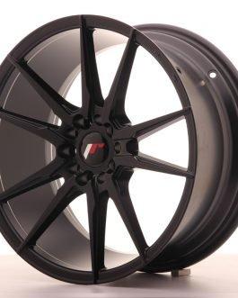 JR Wheels JR21 18×8,5 ET35 5×100/120 Matt Black