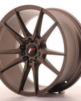 JR Wheels JR21 18×8,5 ET35 5×100/120 Matt Bronze