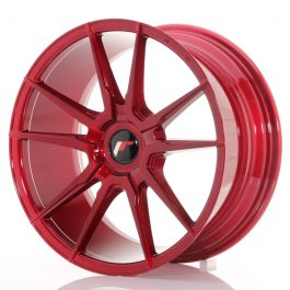 JR Wheels JR21 18×8,5 ET30-40 BLANK Platinum Red