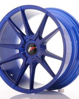 JR Wheels JR21 18×8,5 ET40 BLANK Platinum Blue