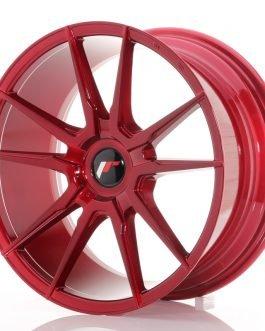 JR Wheels JR21 18×8,5 ET40 BLANK Platinum Red