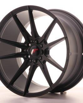 JR Wheels JR21 18×9,5 ET40 5×112/114 Matt Black