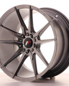 JR Wheels JR21 18×9,5 ET40 5×112/114 Hyper Black