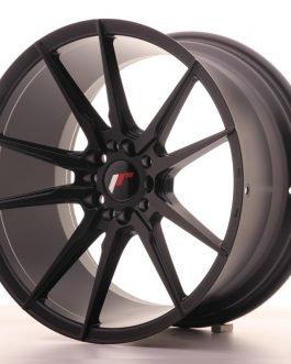 JR Wheels JR21 18×9,5 ET35 5×100/120 Matt Black