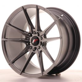 JR Wheels JR21 18×9,5 ET35 5×100/120 Hyper Black